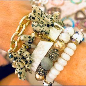 Erimish bracelet stack (5)